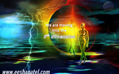 We are moving into the 5th Dimension
